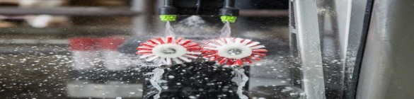 Hygiène de la mamelle lors de la traite robotisée
