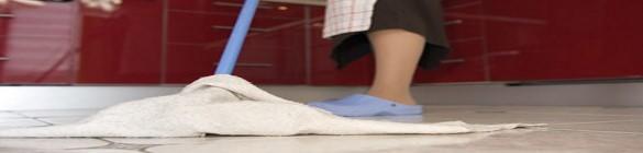 Nettoyage du sol et de l'exterieur de votre maison