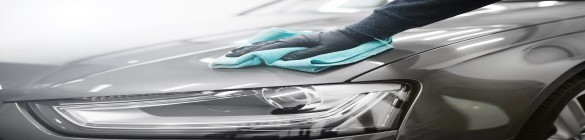 Nettoyage de l'extérieur de vos véhicules légers